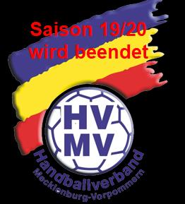 Handball-Saison 2019/2020 wird beendet